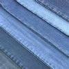 cotton polyester slub denim fabric