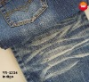cotton polyester spandex denim fabric;jean fabric