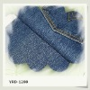 cotton polyester spandex denim fabric;polyester fabric;