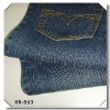 cotton polyester spandex denim fabric;slub denim;polyester denim fabric