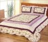 cotton print bedspread