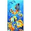 cotton printed beach towel