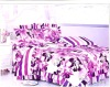 cotton printed bedding set, comforter set