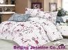 cotton reactive printed quilt set