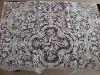 cotton square table cloth/tablecloth