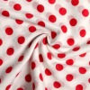cotton volie printed fabric