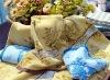 cotton yarn dyed bath towel textile