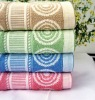custom Jacquard towels new design