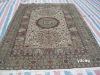 custom carpet silk