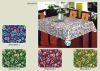 decorative round table cloth