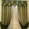 delicate blackout curtain