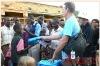 deltamethrin treated mosquito nets against malaria