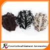 different colors curly nagorie feather headbands