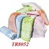 different colours terry bath towel