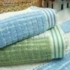 dobby 100% cotton bath towel