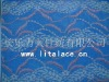double color knitted lace fabric lita M1031