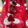 double spangle embroidery mesh fabric