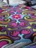 durable corridor rug