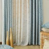 easily washable and environment friendly fiber jacquard curtain