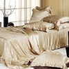 eco-friendly mulberry silk sheet sets