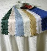 elegant jacquard tablecloths