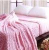 embossed soft plush blankets