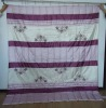 embroidery floret comforter