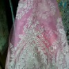 embroidery mesh fabric
