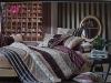 european style elegant printed bedding set