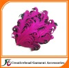 fahion curly nagorie feather pad for hair accoriess