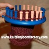 fancy hand knitting yarn for knitting for Knitting Loom