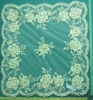 fancy table cloth with various of designs