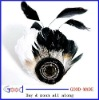 fashion  Feather Flower corsage