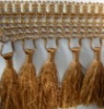 fashion curtain  fringe tassel