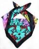 fashion design new style silk scarf