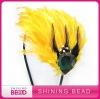 fashion feather headband