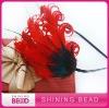 fashion ladies feather headbands