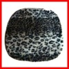 fashionable elegant reversible oblong  noloy chair pads cushion