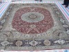 fine silk rugs