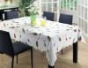 flannel backing vinyl table cloth