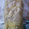 flat embroidery fabric