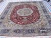 floor rugs silk