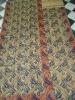 flower print kantha quilts
