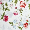 flower printing textile fabric