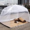 folding mosquito net for baby/baby crib tent
