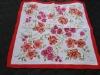 folower series cotton handkerchiefs
