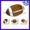 football shaped pillow