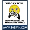 funny embroidery digitizer--we can win