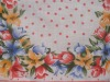 garden  series handkerchief