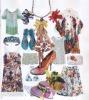 garments/ dress/ clothes/shoes printing